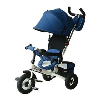 Qaba 2 in 1 Lightweight Tricycle Baby Stroller 29970455