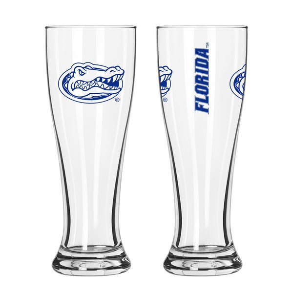 Florida Gators NCAA 2-Pack Gameday Pilsner Set 29986919