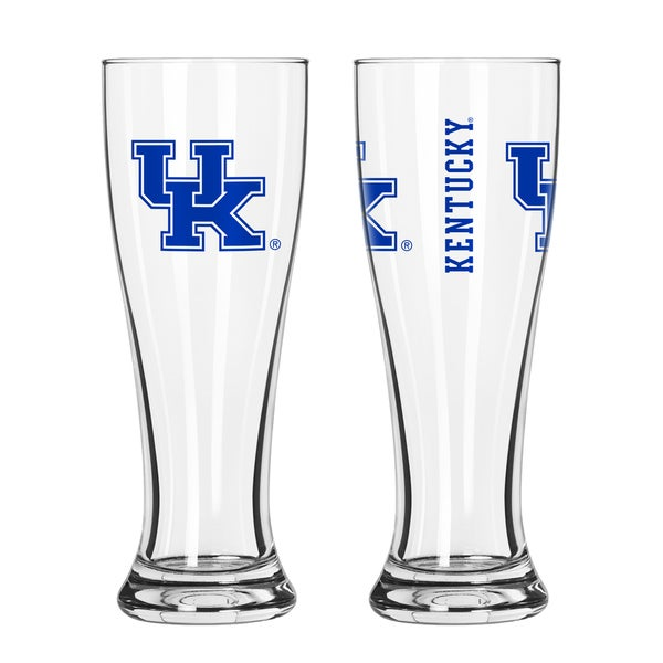 Kentucky Wildcats NCAA 2-Pack Gameday Pilsner Set 29986923