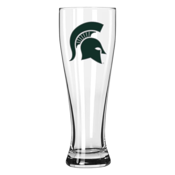 Michigan State Spartans NCAA 23-ounce Grand Pilsner 29986962