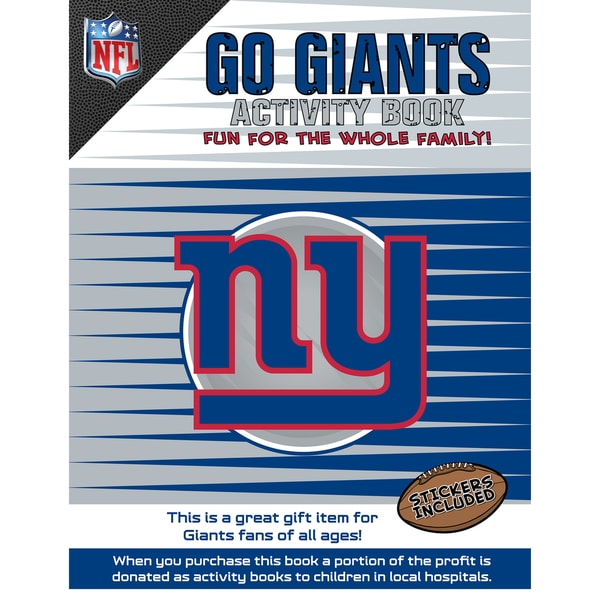 In the Sports Zone The Go Giants Activity Book 29987222