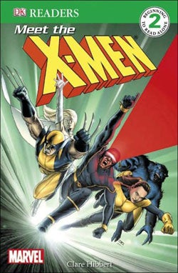 Meet the X-Men (Paperback)