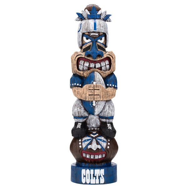 Indianapolis Colts NFL Tiki Totem 30000891