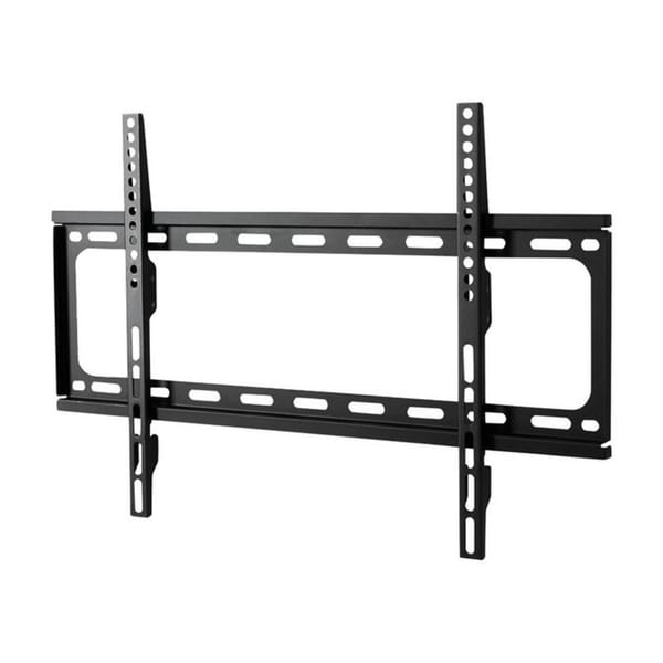 Monster Mounts  42 in. 75 in. 75 lb. Super Thin Fixed TV Wall Mount 30004648