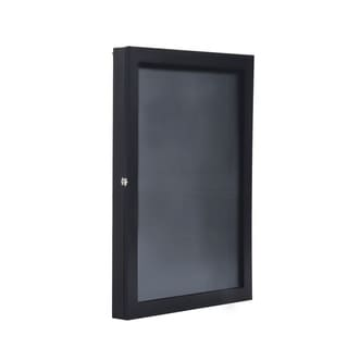 HomCom Jersey Frame Display Case Shadow Box