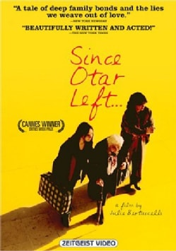Since Otar Left (DVD)