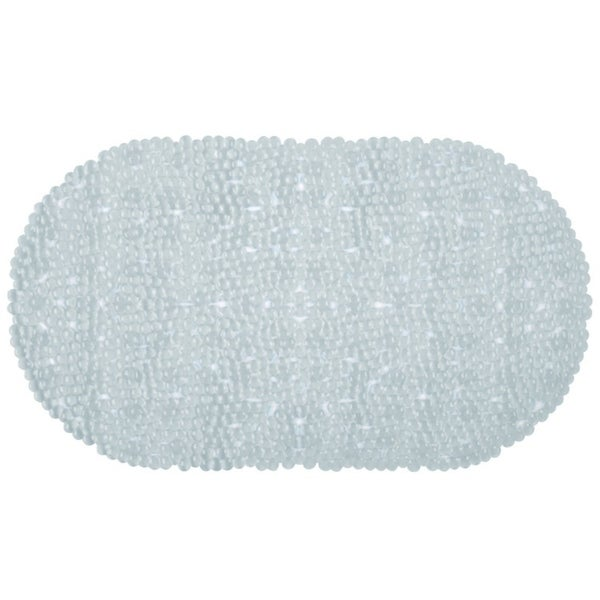 Richards Homewares Non-Slip Washable Bubble Bath Mat - Clear 30016016