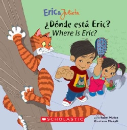 Donde Esta Eric/ Where is Eric (Paperback)