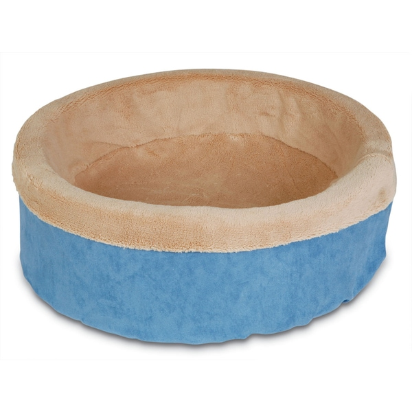 Petmate Deluxe Cuddle Cup Pet Bed Assorted Colors 30056539