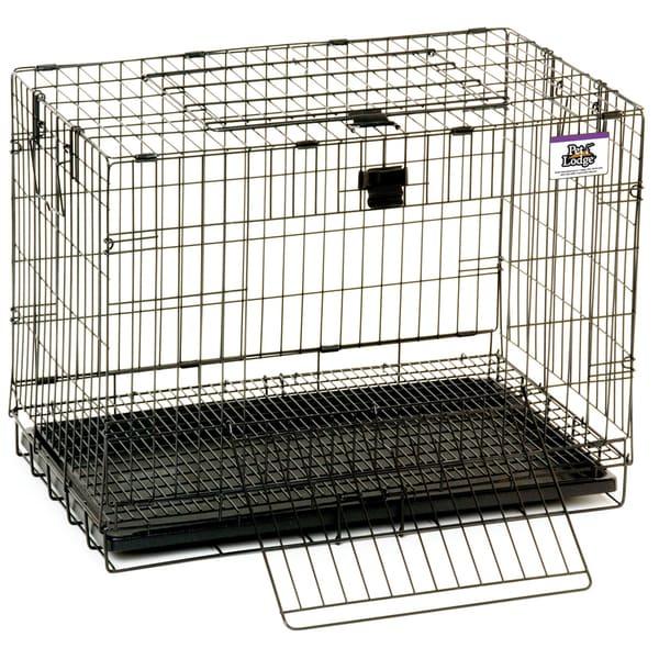 "Little Giant Farm & Ag 150903 24"" Wire Pop Up Rabbit Cage 30057402"