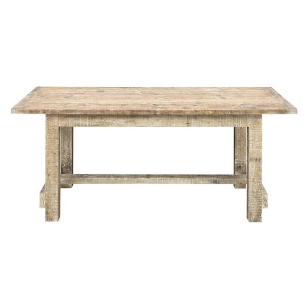 Emerald Home Interlude Weathered Pine Gathering Table 30067856