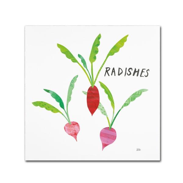 Melissa Averinos 'Kitchen Garden VI' Canvas Art