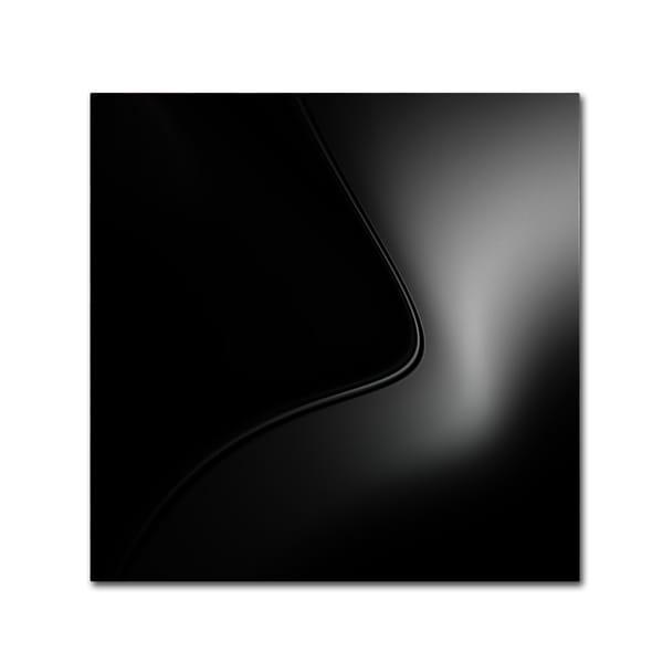 Gilbert Claes 'Third Dimension' Canvas Art 30083642