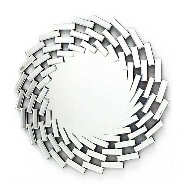LA SOUFFLERIE - Stylish Frame Decorative Mirror Design L 31.5 x W 31.5 by Fab Glass and Mirror 30105331