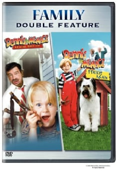 Dennis the Menace: 10th Anniversary/Dennis the Menace Strikes Again (DVD)
