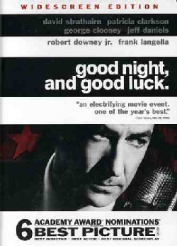 Good Night and Good Luck (DVD)