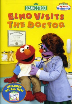 Sesame Street: Elmo Visits the Doctor (DVD)