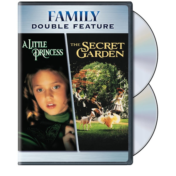 A Little Princess/The Secret Garden (DVD)