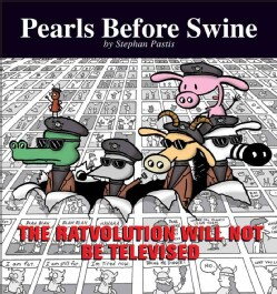 The Ratvolution Will Not Be Televised (Paperback)