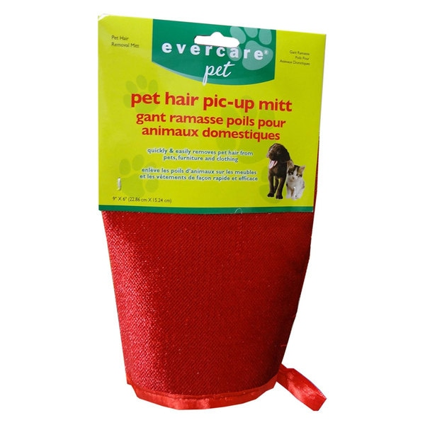 Evercare Pet Hair Pic-Up Mitt 30180743