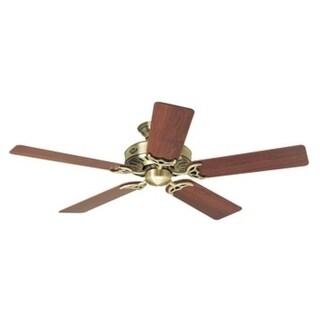 Hunter  Summer Breeze  Ceiling Fan  52 in. W Antique Brass 30186353