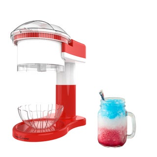 Classic Cuisine Shaved Ice Snow Cone Maker