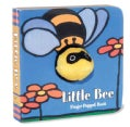 Little Bee: Finger Puppet Book (Board book)