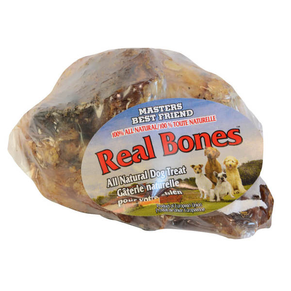 All Natural Large Beef Knuckle Dog Bone Treat 30213201