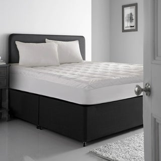Ultra Soft Cotton Mattress Topper Pad