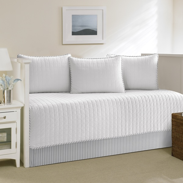 Nautica Maywood White Daybed Set