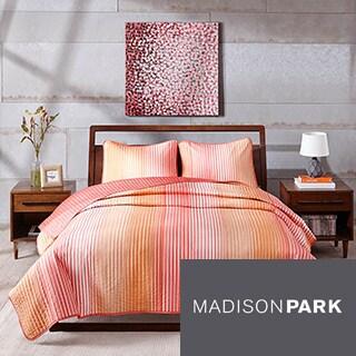 Madison Park Tristen 3-piece Coverlet Set