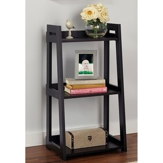 ClosetMaid No-Tool Assembly Narrow 3-Tier Ladder Shelf