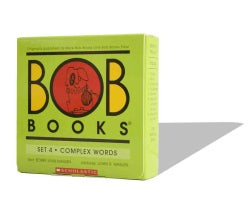 Bob Books: Set 4 : Complex Words (Paperback)