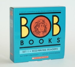 Bob Books Set 1: Beginning Readers (Paperback)