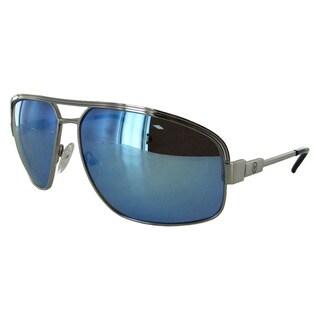 Revo Stargazer 1002 Unisex Chrome Frame Blue Water Lens Sunglasses