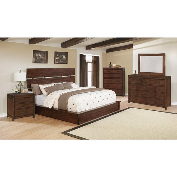 Avila Enhanced 6PC Bedroom Set