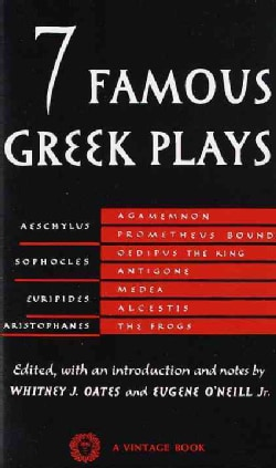Seven Famous Greek Plays (Paperback)