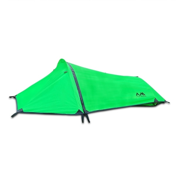 Arctic Monsoon Bivy Tent, Portable Lightweight Durable Single 1 Person Backpacking Shelter 30309587