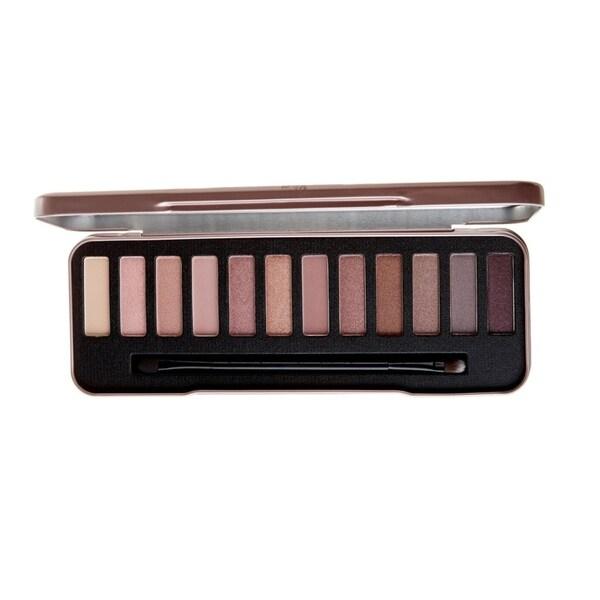 W7 Colour Me Nude Natural Nudes Eye Colour Palette Tin 30311973