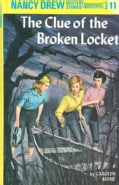 The Clue of the Broken Locket (Hardcover)