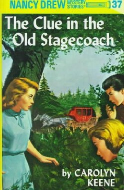The Clue in the Old Stagecoach (Hardcover)
