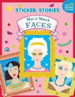 Mix 'n' Match Faces (Paperback)