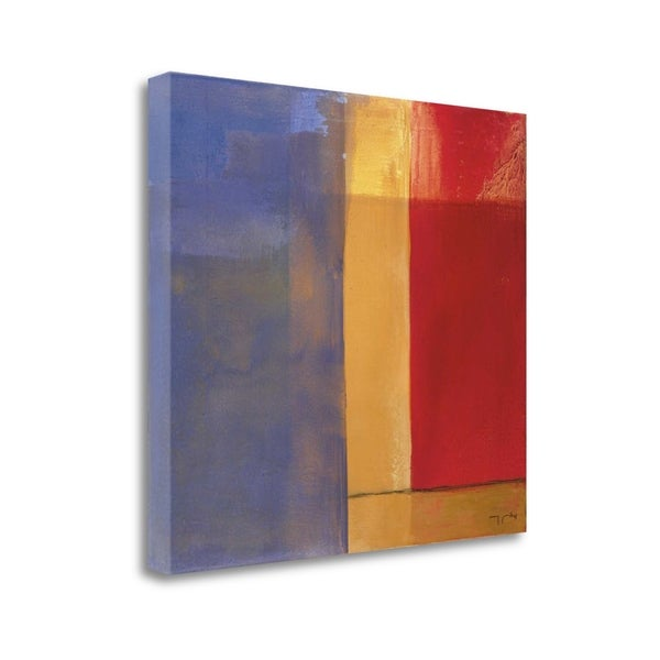 Water Reflections By Jaume Ribas,  Gallery Wrap Canvas 30394647