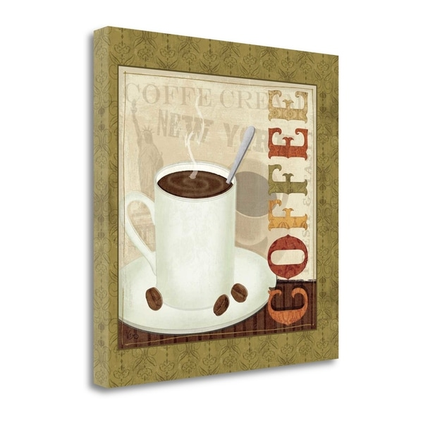 Coffee Cup III By Veronique Charron,  Gallery Wrap Canvas 30428771