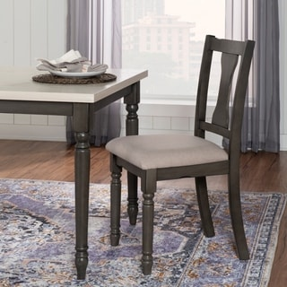 Powell Willow Wood Side Chair