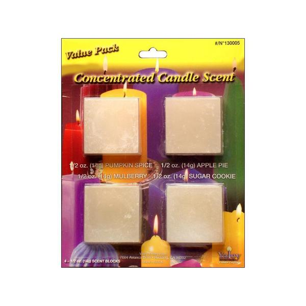 Yaley Candle Scent Block VP Pump,Apple,Mulby,Sugar 30491273