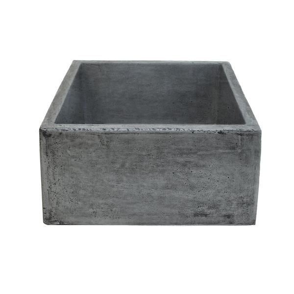Ventana 15-inch NativeStone Concrete Bar/ Prep Sink 30491689