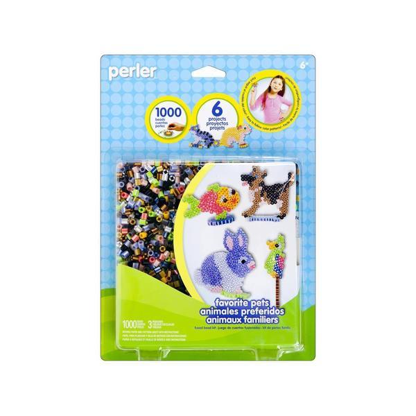 Perler Fused Bead Kit Favorite Pets 30493498