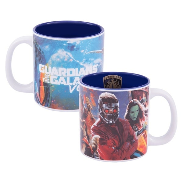 Vandor Marvel Guardians of the Galaxy v2 20 oz. Ceramic Mug 30494423