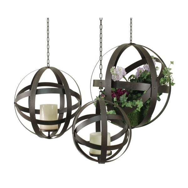 Hanging Spheres, set of 3 30513545